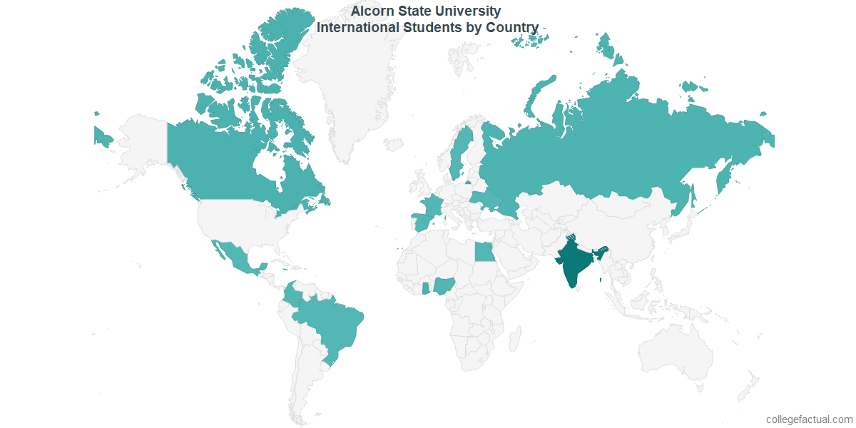 Alcorn State University Campus Map.Alcorn State University International Students Information On