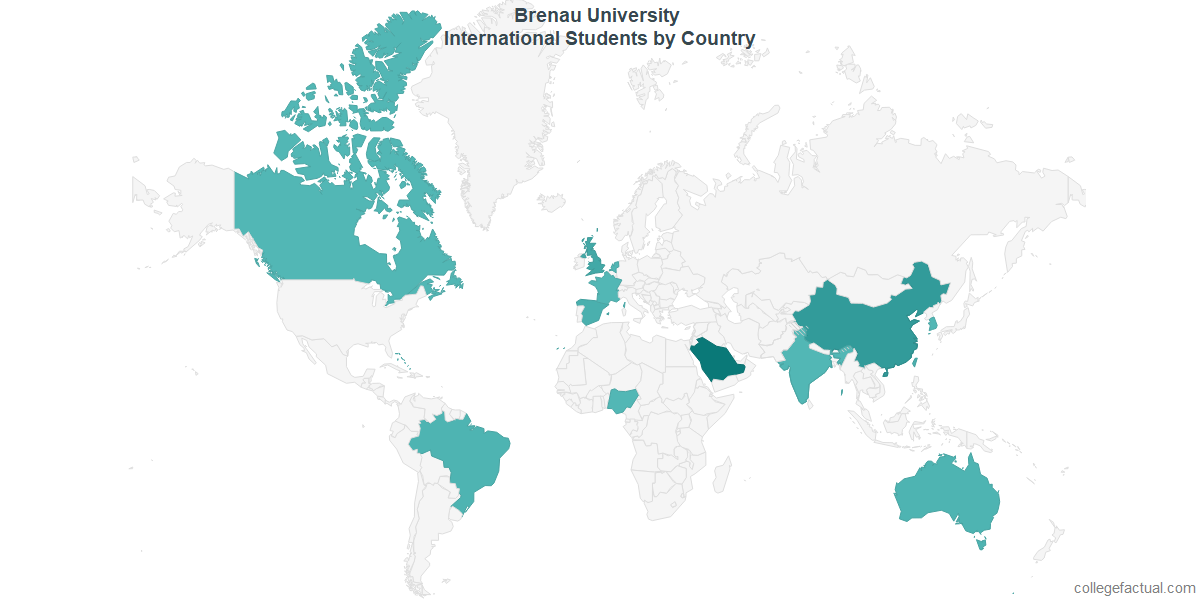 Brenau International Students Information On International Students