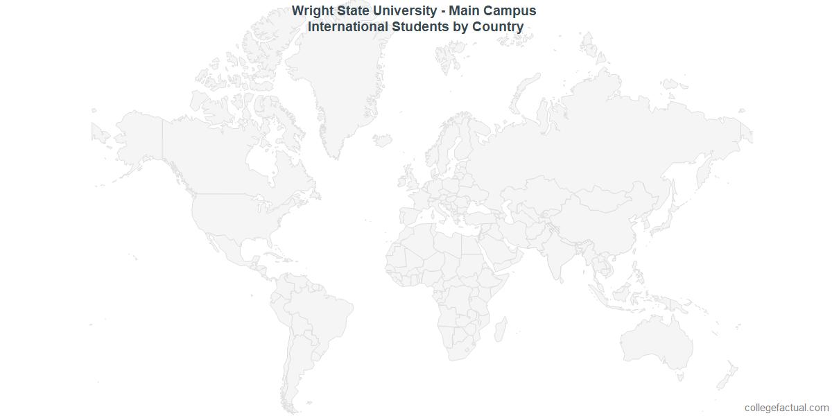 Wright State University - Main Campus International Students ...
