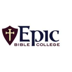 Request More Info About Epic Bible College