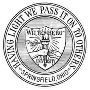 Request More Info About Wittenberg University