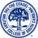 Citadel Military College of South Carolina college crest image