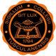Tusculum College crest